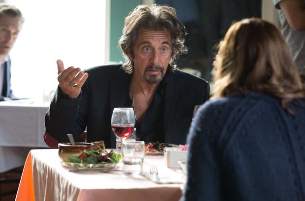 Al Pacino kot borec proti nacizmu (foto: Profimedia)