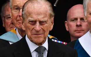 Britanski princ Philip praznuje 97. rojstni dan