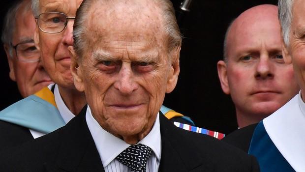 Britanci zaskrbljeni zaradi videza princa Philipa (foto: Profimedia)