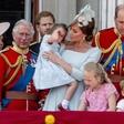 Kate Middleton z eno potezo rešila princeso Charlotte pred grdim padcem