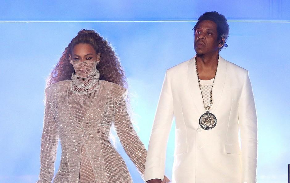 Beyonce in Jay-Z pokazala najbolj intimne fotografije do zdaj (foto: Profimedia)