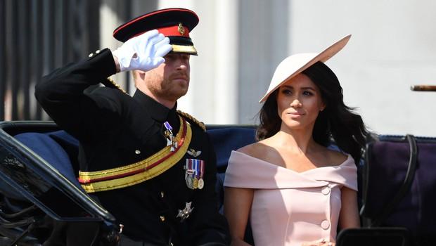 Kate Middleton navdušila, Meghan Markle dobila modne kritike (foto: Profimedia)