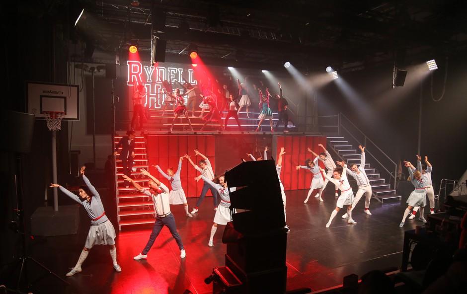 Energija in ubranost nastopajočih. (foto: Press)