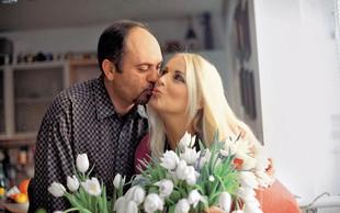 Ljubezenska pravljica moža pokojne Simone Weiss, takšna je danes njegova srčna izbranka