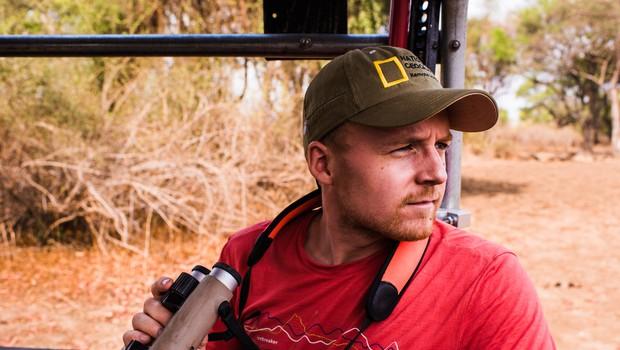 Martin Edström z divjimi in pozabljenimi kotički sveta v 360 stopinjah (foto: National Geographic)