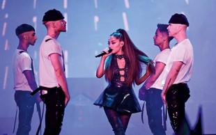 Ariana Grande bo v Manchestru pripravila poseben koncert