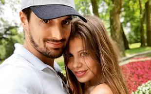 Luka Šulić na prikupen način razkril spol svojega drugega otroka