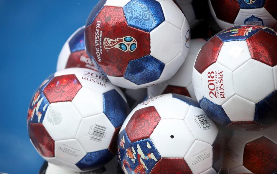 Začenja se nogometno svetovno prvenstvo v Rusiji (foto: Profimedia)