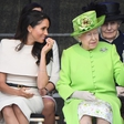 Meghan uspešno opravila prvo uradno obveznost s kraljico Elizabeto II.
