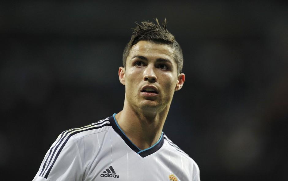 Cristiano Ronaldo dobil zaporno kazen zaradi utaje davkov (foto: profimedia)