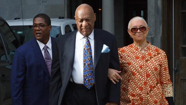 Billa Cosbyja v zaporu ne obiskuje nihče (foto: Profimedia)