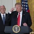 V Beli hiši, kjer kraljuje Donald Trump, skoraj prišlo do pretepa