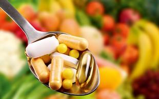 Prehranska dopolnila: Pomembna je sledljivost izdelka