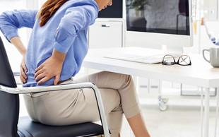 Kako omiliti bolečino v mišicah?