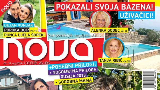 Vesna Šošterič (Ljubezen po domače): Hudo poškodovana! Padla s češnje! (foto: Nova)