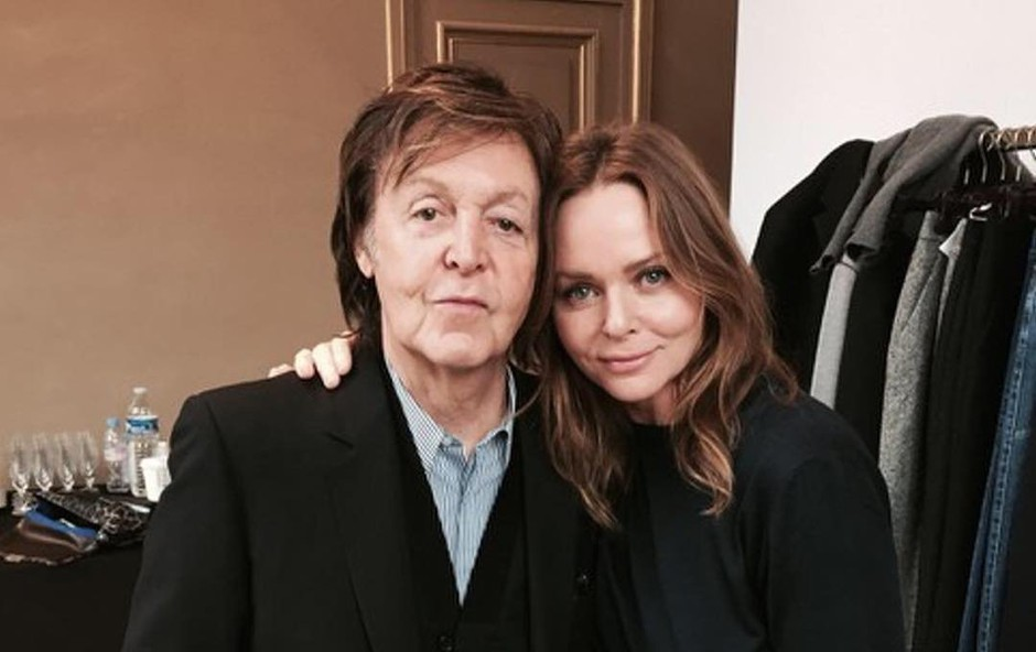 """Paul McCartney po zmagi: """"Hvala, Anglija, za moje rojstnodnevno darilo!"""" (foto: profimedia)"""