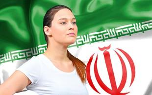 Zaradi mundiala v Iranu ženskam dovolili gledati prenose tekem!