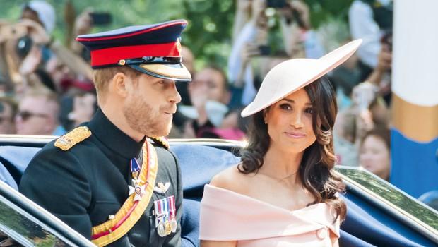 Princ Harry in vojvodinja Meghan: Pripravljena na otroke (foto: Profimedia)