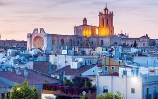 Španska Tarragona je mesto bogate zgodovine