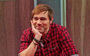Lado Bizovičar sredi oddaje Slovenija ima talent ostal brez las, ostrigel ga je kar Branko Čakarmiš