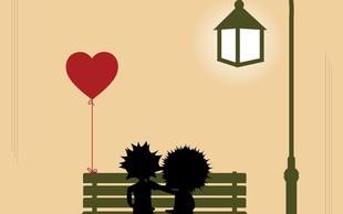 Iz ljubezenskega razmerja je dobro izločiti nezdravo fantaziranje