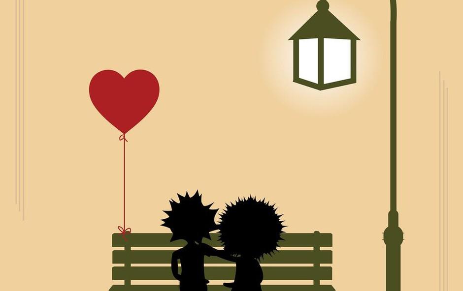 Iz ljubezenskega razmerja je dobro izločiti nezdravo fantaziranje (foto: profimedia)