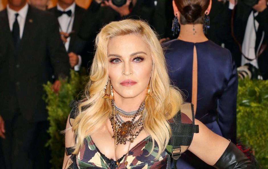 Po podelitvi oskarjev: Najboljši žur je pri Madonni! (foto: Profimedia)