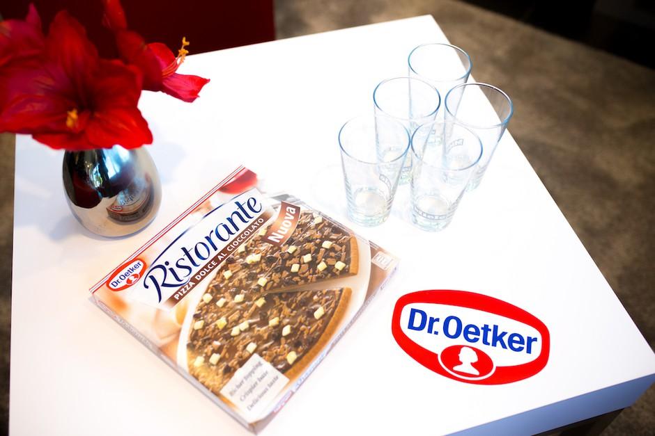 Čokoladna pica za bogove (foto: Dr. Oetker Press)