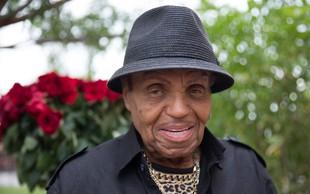 Umrl Joe Jackson, oče Michaela Jacksona