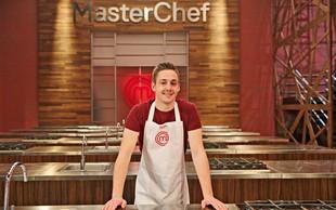 Jaka Mankoč (MasterChef) tudi čez poletje hoče biti kuharsko aktiven