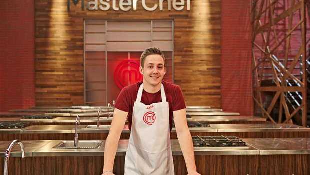 Jaka Mankoč (MasterChef) tudi čez poletje hoče biti kuharsko aktiven (foto: Helena Kermelj)