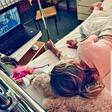 Zaradi Šanajine bolezni Rebeka Dremelj prekinila počitnice