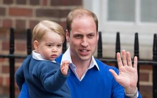 Princ William se je spomnil boleče izgube mame, princese Diane