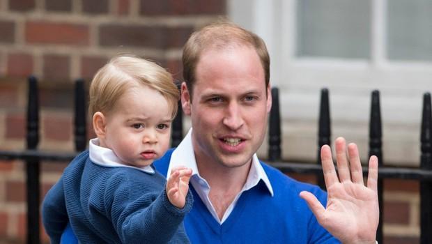 Princ William razkril, kaj vse mora delati, da bi bil všeč svojim otrokom (foto: Profimedia)