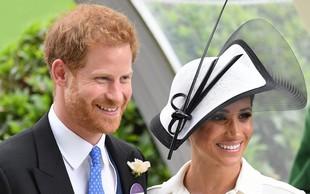 Princ Harry zanikal vse o poročnem potovanju
