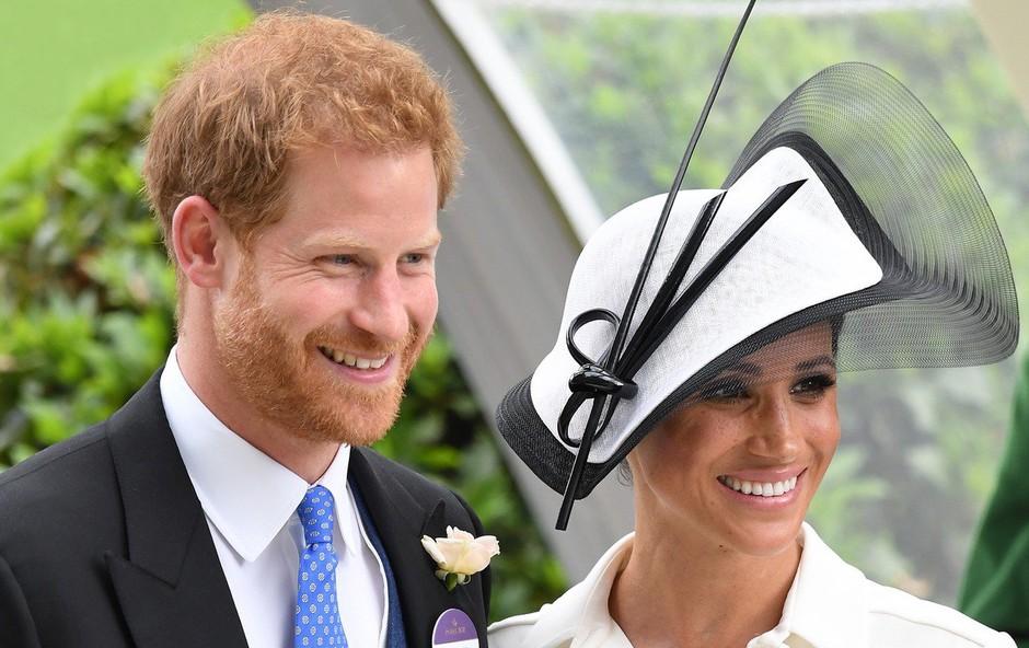 Princ Harry zanikal vse o poročnem potovanju (foto: Profimedia)