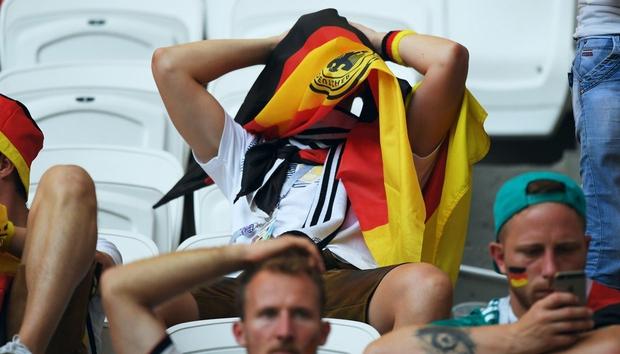 Nemci v šoku po debaklu na mundialu! (foto: profimedia)