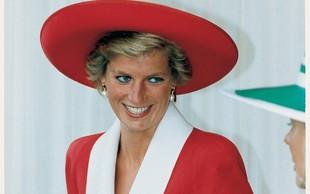 Triki princese Diane, s pomočjo katerih je bila vedno videti brezhibno