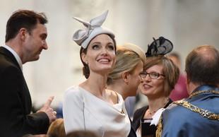 Angelina Jolie bolj elegantna od celotne kraljeve družine