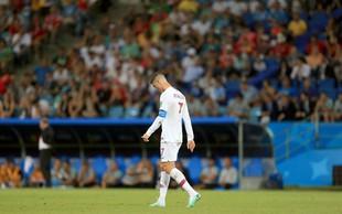 Po Messiju domov še Ronaldo
