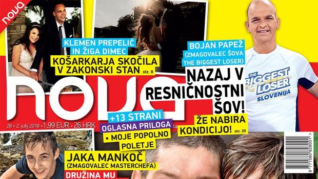 Vesna (Ljubezen po domače): Ima že novega! Zdaj ljubi Miho! (foto: NOVA)