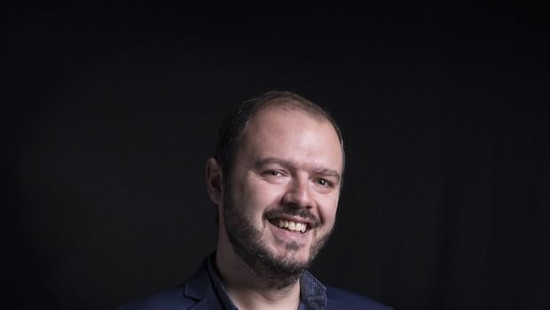 Goran Bojčevski na Starem gradu Celje z Vlatkom Stefanovskim! (foto: Tomaž Črnej)
