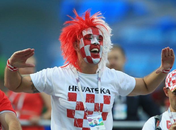 Hrvaška je v nogometnem transu! (foto: profimedia)