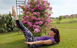 Pilates: Vsak gib najprej izvedemo v možganih