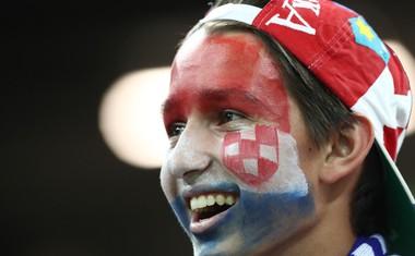 Hrvaška je v nogometnem transu!