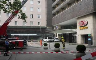 Zagorelo je v Hotelu Union v Ljubljani