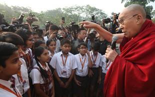 V državnih šolah v New Delhiju s poukom o sreči po nauku dalajlame