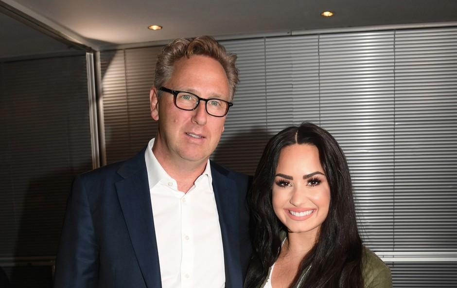 Demi Lovato v sodelovanju z DEICHMANNOM predstavlja svojo prvo kolekcijo obutve (foto: Deichmann Press)