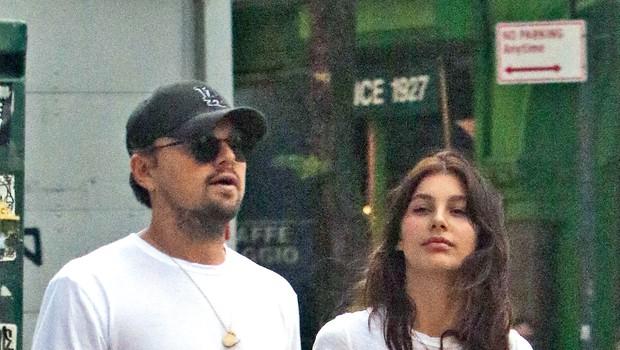 Leonardo DiCaprio je srečen s svojo mlado lepotico! (foto: Profimedia)