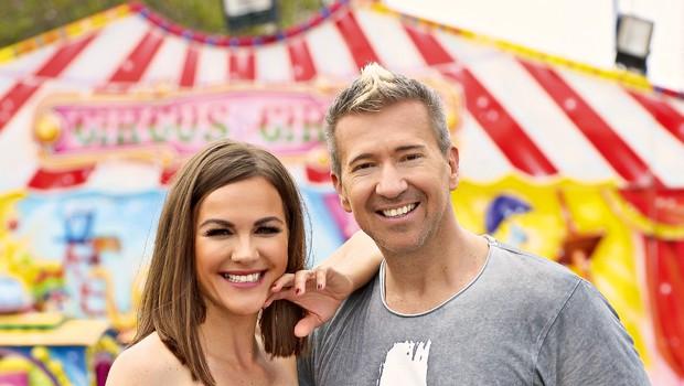 Werner in Rebeka Dremelj posnela še spot za njuno pesem (foto: Primož Predalič)